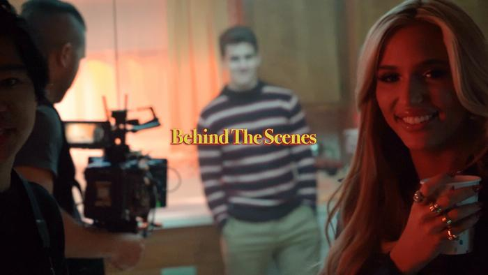 Kissing Other People  Behind The Scenes