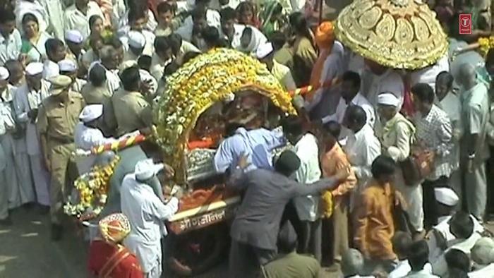 Palakhi Ghya Ho Khandyavari
