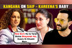 Kangana Ranaut's Epic Statement On Kareena Kapoor And Saif Ali Khan's Son Goes Viral