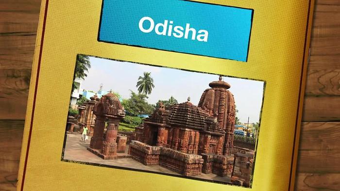 Odisha Incredible India