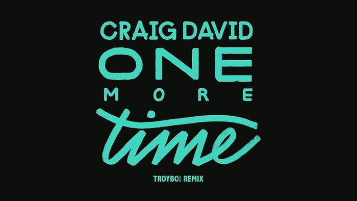 One More Time TroyBoi Remix Audio