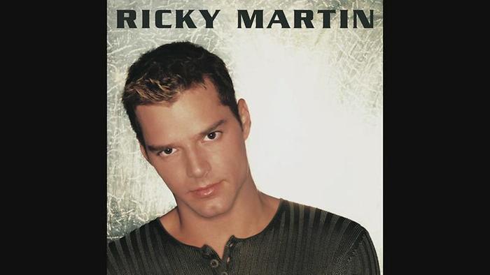 Private Emotion Ricky Martin  Meja audio