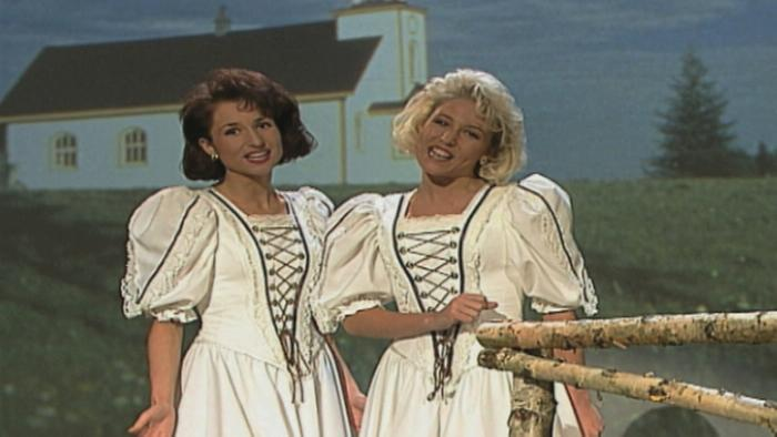 Und der Wind sang sein Ave Maria ZDF Volkstümliche Hitparade 29081996 VOD