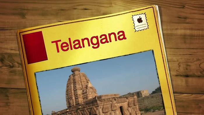 Telangana Incredible India