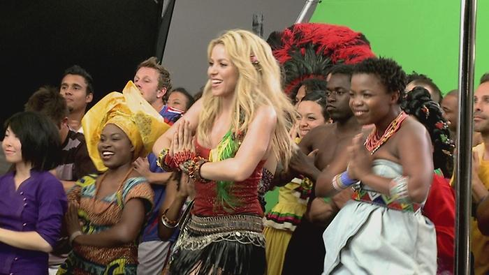 The Making Of Waka Waka This Time for Africa The Official 2010 FIFA World Cup TM Song Video