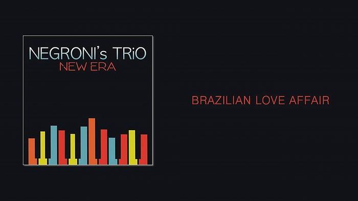 Brazilian Love Affair Audio