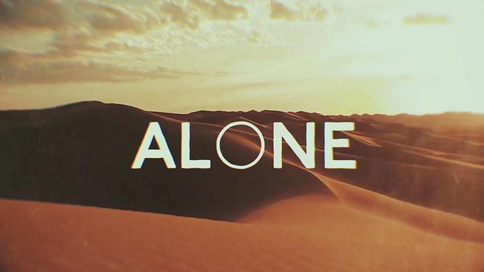 Alone Lyric Video