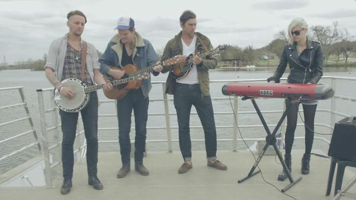 Southern Skies SXSW Boat Session