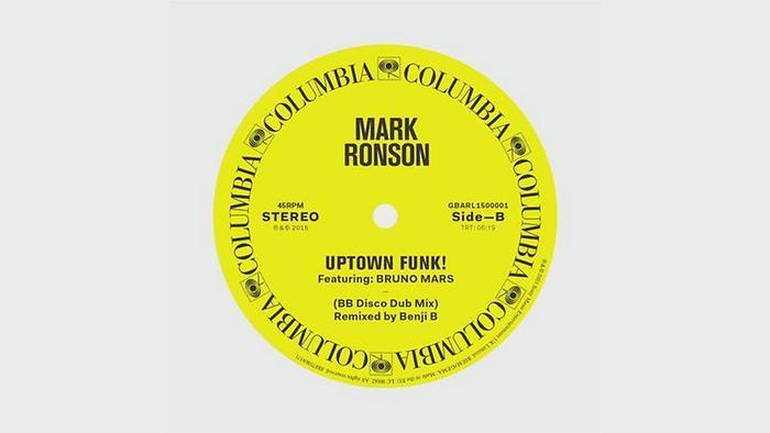 Uptown Funk BB Disco Dub Mix Official Audio
