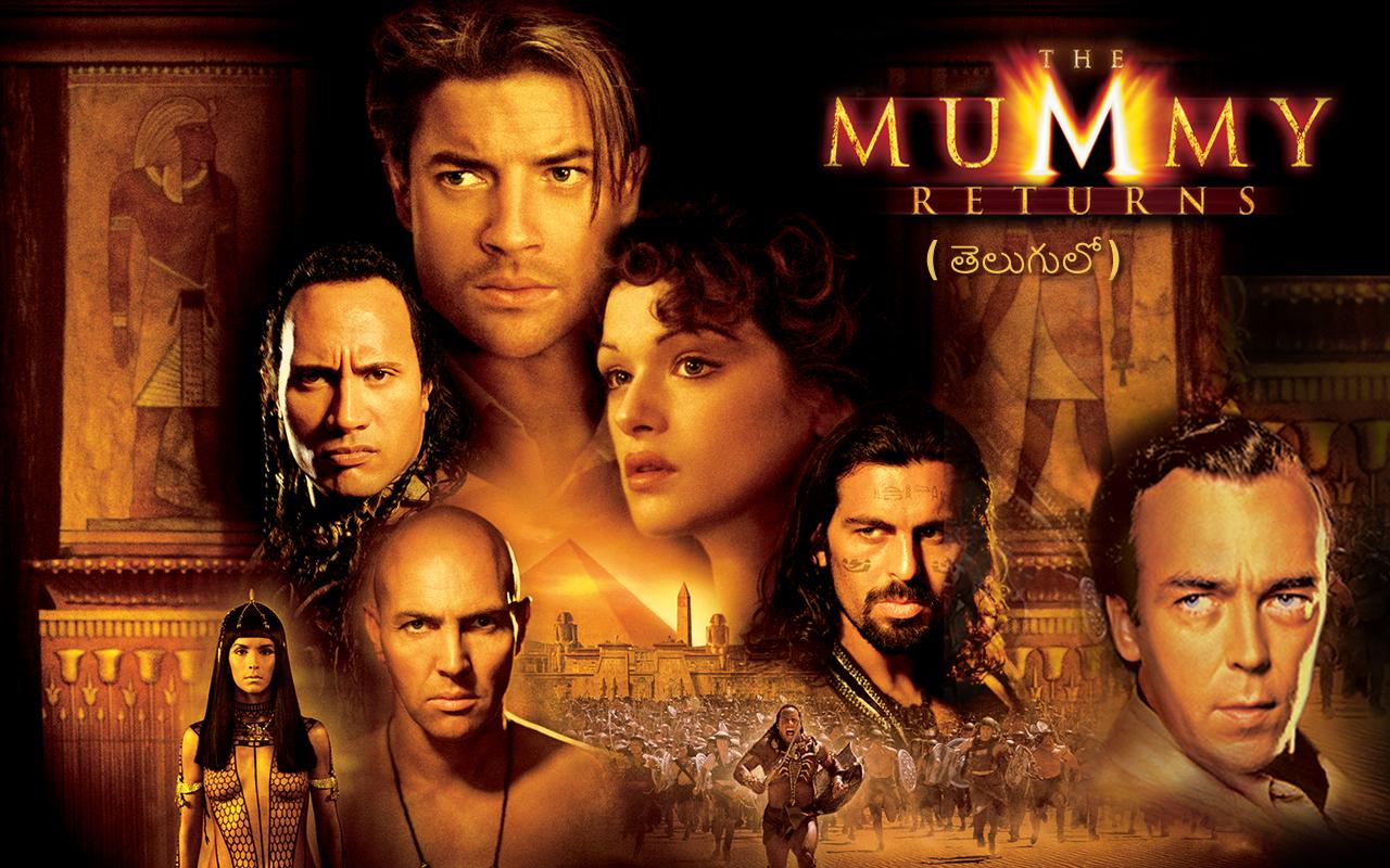 The Mummy Returns - Telugu