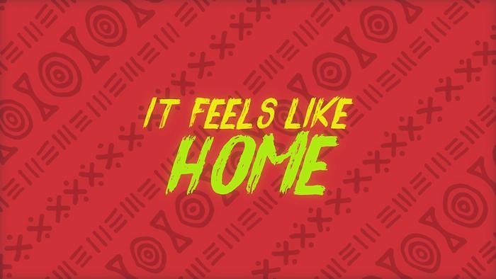 Feels Like Home Lyric Video