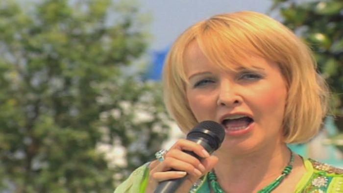 Du machst eine Frau erst zur Frau ZDFFernsehgarten 26062005 VOD