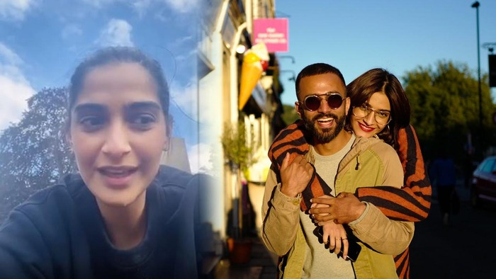 Sonam Kapoor Is Counting Down Hubby Anand Ahujas Birthday