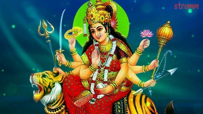 Jai Ambe Gauri Aarti By Shankar Mahadevan