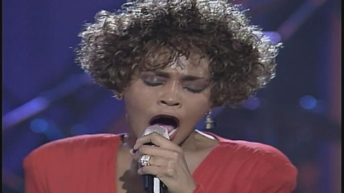 All the Man That I Need Live from Welcome Home Heroes with Whitney Houston