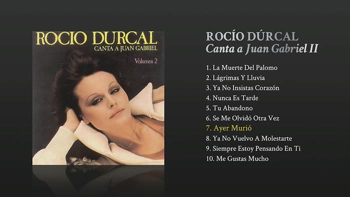 Ayer Murió Cover Audio