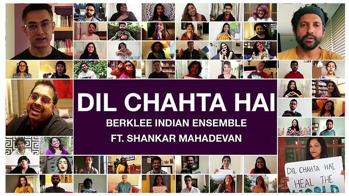 Dil Chahta Hai  Berklee Indian Ensemble