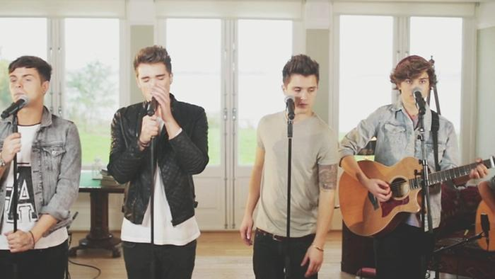 Where Are You Now Acoustic