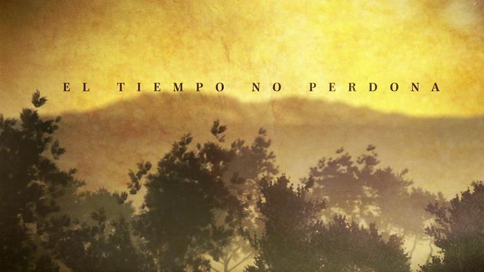 El Tiempo No Perdona Lyric Video