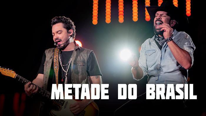 Metade do Brasil Ao Vivo