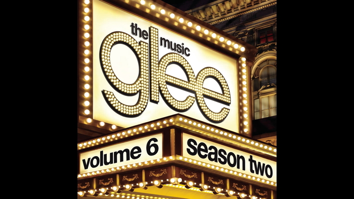 Rolling In The Deep Glee Cast Version featuring Jonathan Groff Cover Image Version