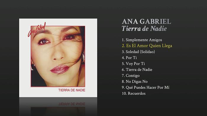 Es el Amor Quien Llega Cover Audio