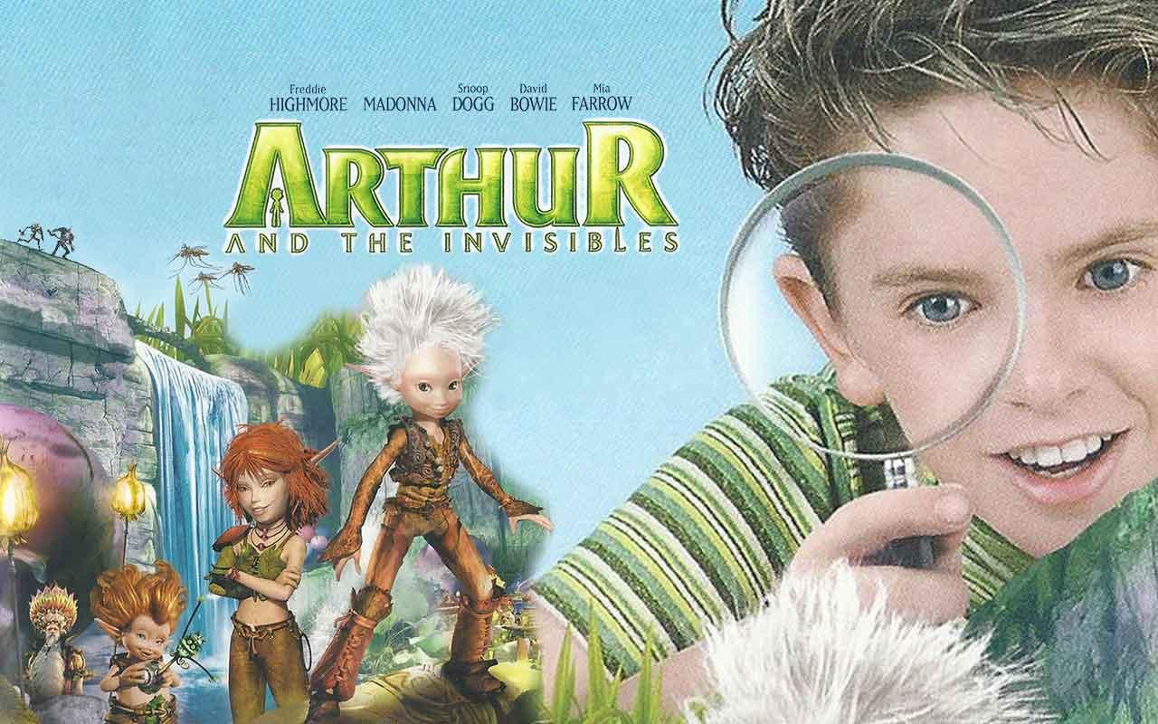 Arthur and the Invisible aka Arthur and the Minimoys