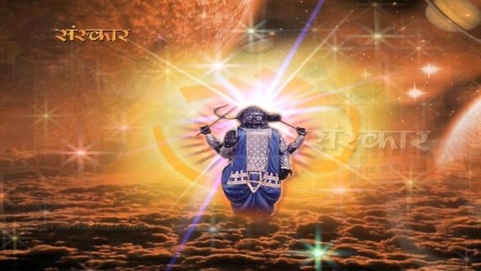 Om Pram Preem Prom Sah Shaneshcharay Namah Tantrokt Shani Mantra