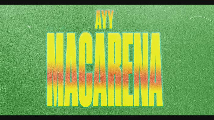 Ayy Macarena Official Audio
