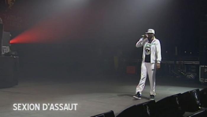 Noir Live au Printemps de Bourges 2011 Live Video