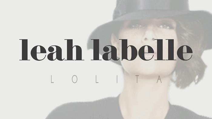 Lolita Lyric Video
