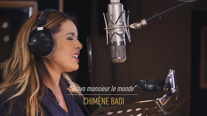 Bravo monsieur le monde Love Michel Fugain teaser TrailersTeasers