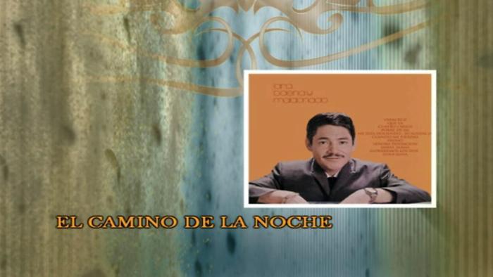 El Camino de la Noche Cover Audio