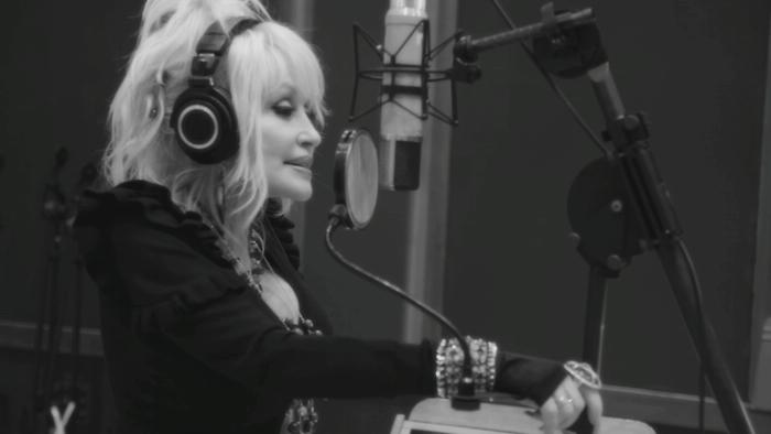 Jolene from Dolly  Friends The Making of A Soundtrack