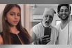 Suhana Khan Shared Glamorous Pics Amitabh's Grandson Comment