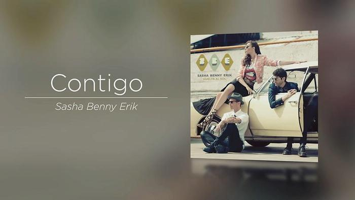 Contigo Cover Audio