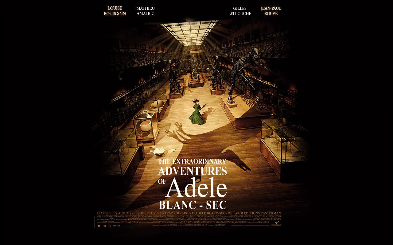 Extraordinary Adventures of Adele