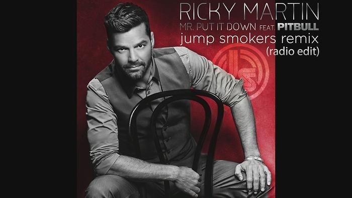 Mr Put It Down Jump Smokers RemixRadio Edit  Cover Audio