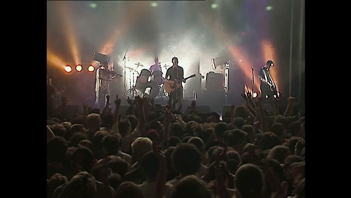 Jtemmène au vent Live Salle de la Cité Rennes  Février 1998