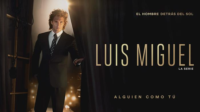 Alguien Como Tú Luis Miguel La Serie  Audio