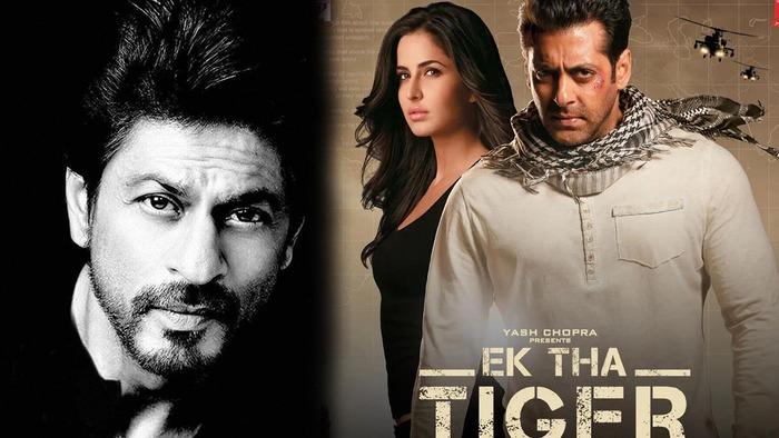 SRK in Ek Tha Tiger