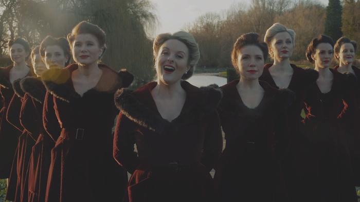 Keep the Home Fires Burning Official Video