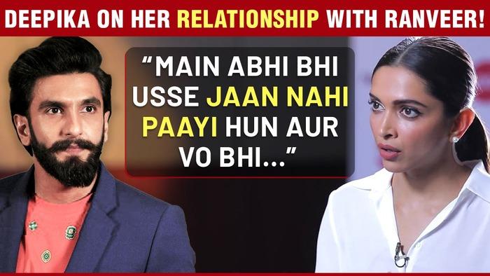 Deepika Padukone REVEALS DETAILS About Her Relationship With Hubby Ranveer Singh