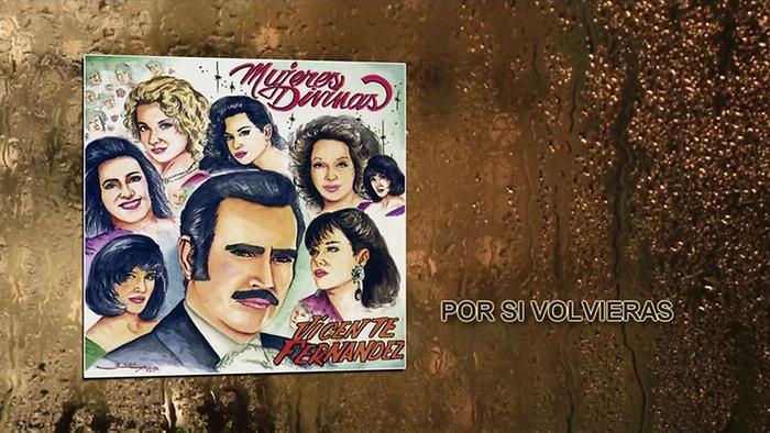 Por Si Volvieras Cover Audio