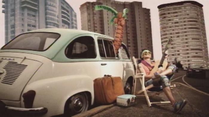 Cafe De Melon Cover AudioVideo