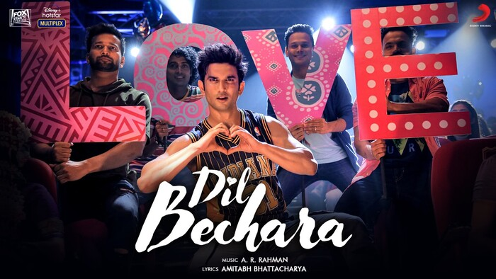 Dil Bechara From Dil Bechara
