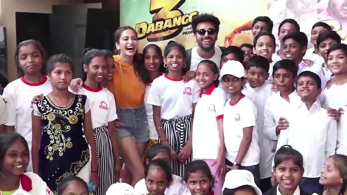 Special Screening Of The Film Pagalpanti For NGO Kids