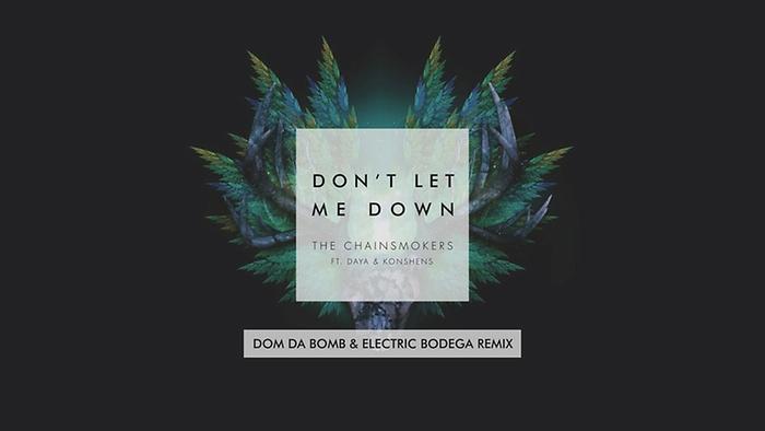 Dont Let Me Down Dom Da Bomb  Electric Bodega Remix Pseudo Video