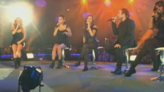 Medley Baladas En Vivo Video