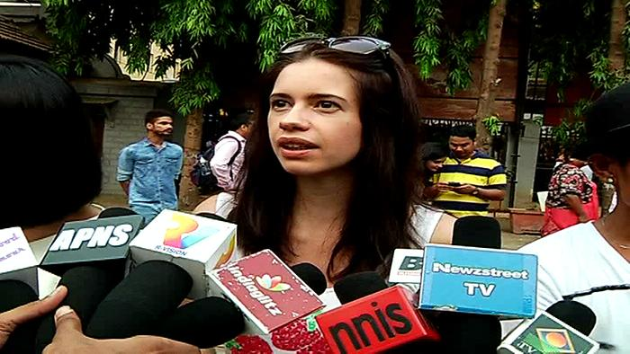 Movie Margarita With A Straw Special Screening Kalki KoechlinShonali Bose